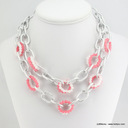 collier 0113175 rose