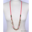 collier 0114250 rose