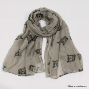 /26571-7501-thickbox/foulard-0714056-chat-viscose.jpg